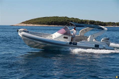 rib boat excursion rent a rib and have a private tour rent a rib boat hvar