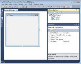 belajar visual basic net bagi pemula tulisan capung