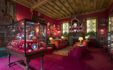 smoke room what s special about the room waddesdon manor