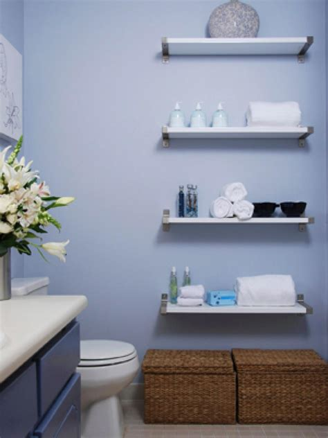 pictures of bathroom shelves 10 savvy apartment bathrooms bathroom ideas designs hgtv