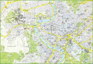where is rome on a map rome tourist attractions map