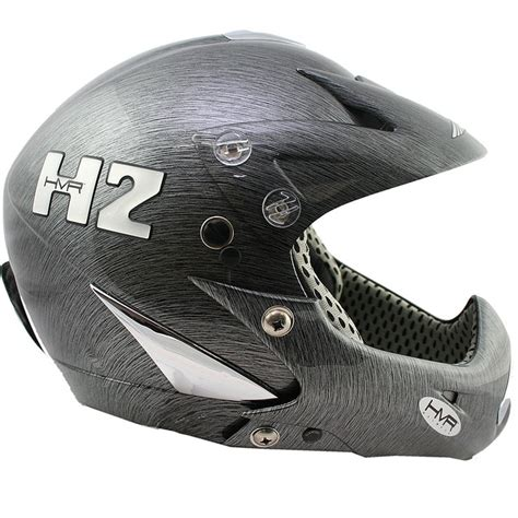 design snowboard helmet hmr full face boarder x helmet brushed aluminium design