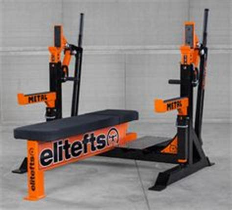 elite fts bench elitefts signature competition combo rack bench