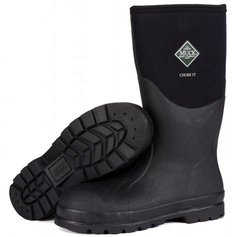 steel toe muck boots steel toe muck boots muck chore boots gearcor