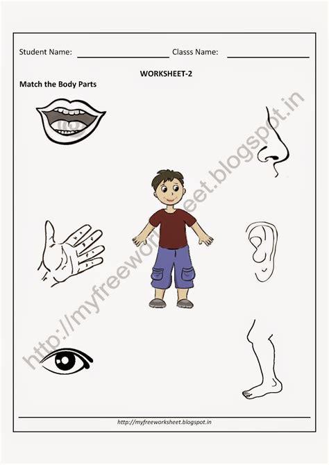 for kindergarten preschool worksheets parts preschool best free printable