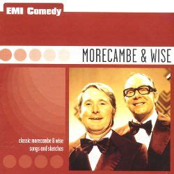 sketch comedy albums songs sketches morecambe wise songs reviews