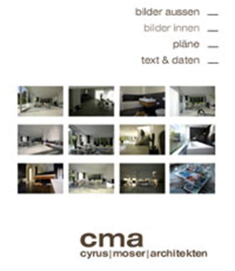 Cma Architekten by M A I N F E L D Digital Artists 3d Visualisierung