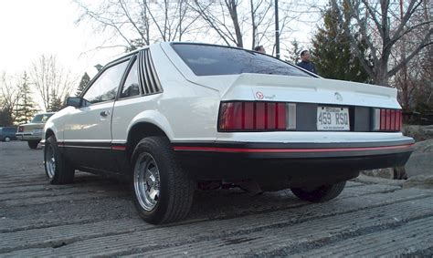1980 mustang cobra for sale white 1980 ford mustang cobra optioned fastback
