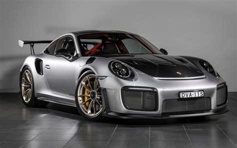 Porsche 911 Gt3 Rs Grey by Desktop Wallpaper 2018 Porsche 911 Gt3 Rs Grey Sports