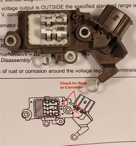 Battery For Toyota Yaris 2010 Toyota Yaris Battery Light On Repair