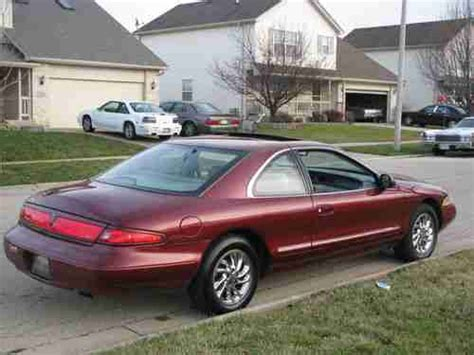 how to sell used cars 1998 lincoln mark viii seat position control sell used 1998 lincoln mark 8 collectors edition lsc very rare beautiful car in plainfield