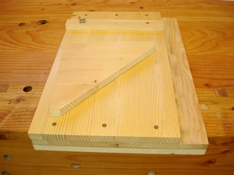 woodworking shooting board how to do woodworking by wooden idea