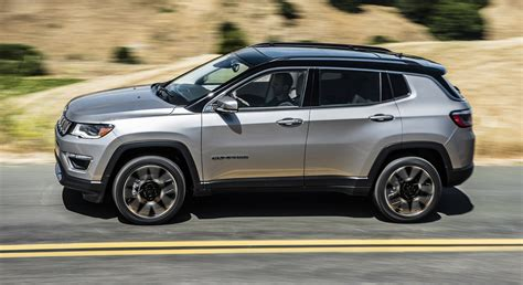 jeep compass latitude 2018 interior 2018 jeep compass unveiled at la motor show here next