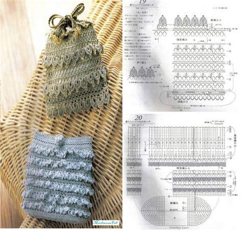 pattern rajut tas 1429 best images about crochet labores on pinterest