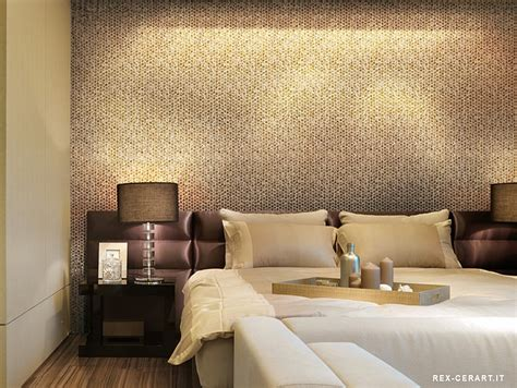bedroom wall tiles 20 inspirations that bring home the beauty of penny tiles