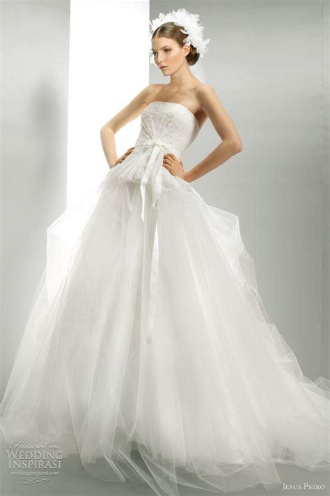 Wedding Dress Jesus Peiro by Jesus Peiro Wedding Dresses 2012 Wedding Inspirasi