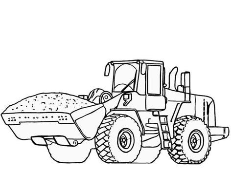 coloring pages tractor tom tractor tom free colouring pages