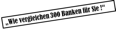 Aktuelle Bauzinsen Das M 228 Rchen Vom 300 Banken Vergleich