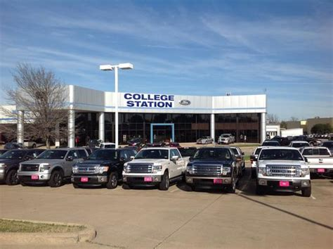 College Station Ford by College Station Ford Lincoln College Station Tx 77845