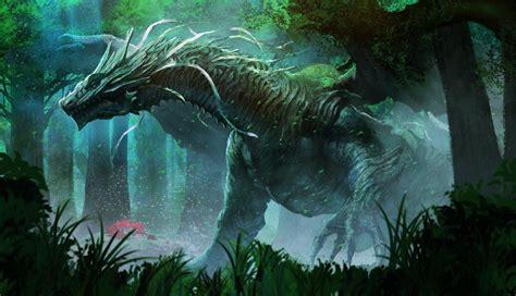 Dragons Set 1 Megablock Ori Original forest grass kakotomirai harvester leaves