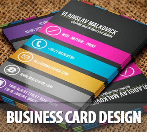 business cards design 50 creative exles graphics