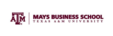 Tamu Mba For Non Business Undergrad by Mays Logos Usage Guidelines Maysnet