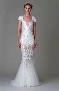 wedding dress marchesa marchesa wedding dresses fall 2016 modwedding