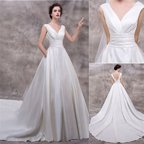 satin wedding dresses 21 best 2017 wedding dress images on