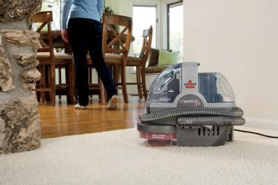 review  bissell spotbot pet handsfree spot  stain