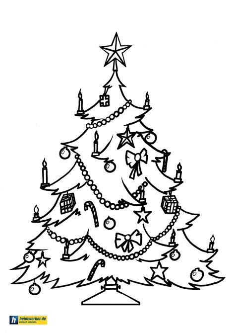 ausmalbilder weihnachten tannenbaum my blog