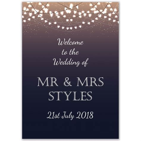 garden lights wedding invitations uk fairylights small welcome sign paper themes wedding invites