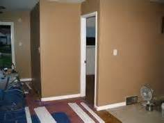 brown and walls behr melted chocolate and toasted almond our quot empire quot