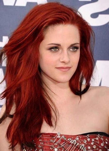 The hottest red hair colors for every skin tone organic hair colors