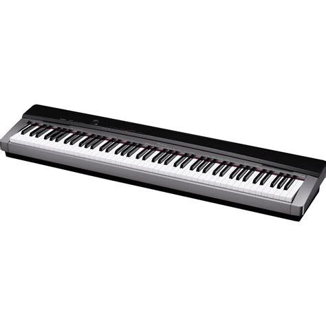 casio piano casio privia px130 88 key digital keyboard musician s friend