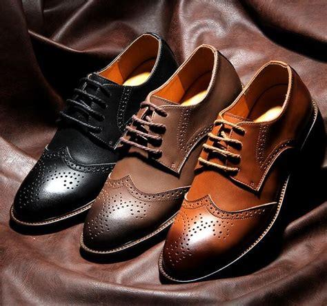 Sepatu R A Shoes Leather z10070a 2017 rubber sole shoes leather dress shoes