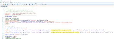 Office 365 Outlook Has Stopped Working Atwork At Quot Powershell Has Stopped Working Quot Issue