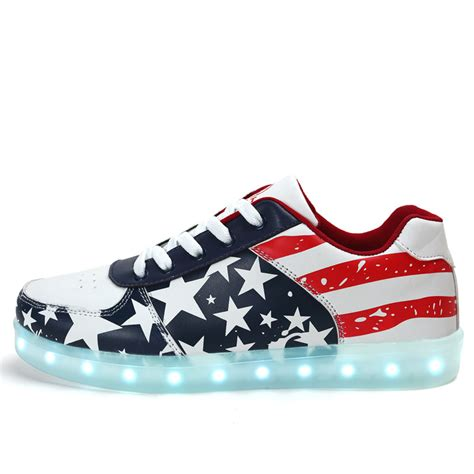 Light Up Shoes For by Light Up Shoes Wholesale And Low Top Light Up