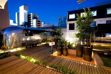 Living Room Nightclub Cape Town A Tale Like Airstream Trailer Park On Top Of The