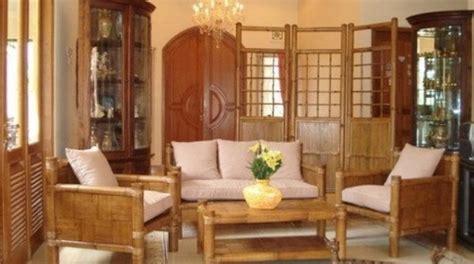 Bamboo House Livingroom Design Ideas Beautiful Homes Design