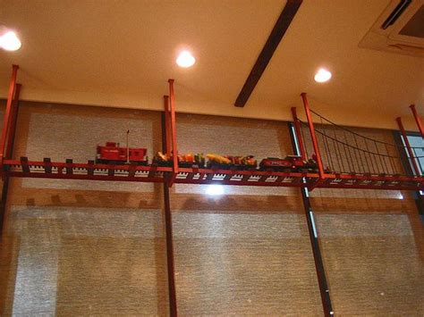 suspended ceiling track i always wanted a model s track suspended from