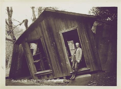 house of mystery oregon americana through the years mystery spots atlas obscura