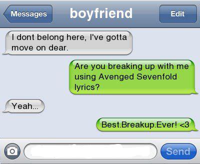 Best Breakup Letter Ever best breakup ever lolntroll