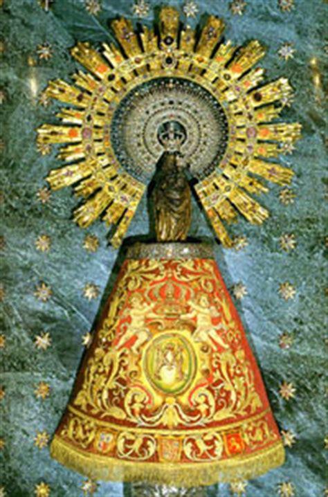 imagenes virgen maria pilar tu fe a diario nuestra se 241 ora del pilar y la celebraci 243 n
