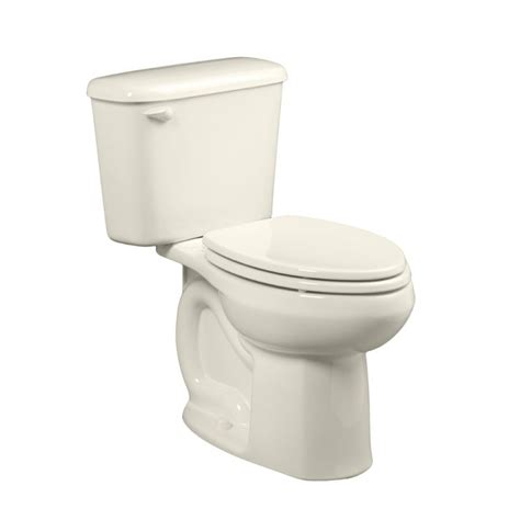 american standard comfort height elongated toilet american standard 221ab 004 222 linen colony 1 6 gpf two