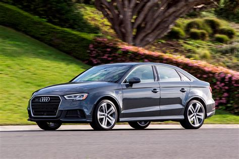 Price Audi A3 Sedan by 2018 Audi A3 Sedan Review Trims Specs And Price Carbuzz