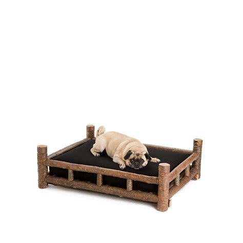 rustic dog bed rustic dog bed la lune collection