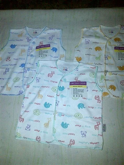 Harga Baju Merk Boombogie jual baju bayi merk libby dan velvet bahan aman untuk bayi