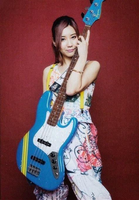 Wallpaper Home Decor tomomi ogawa japan 4 string love female bassists