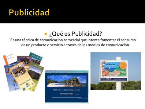 que es layout publicidad la publicidad en el turismo