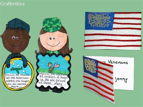 veterans day crafts veterans day social studies history pre k and